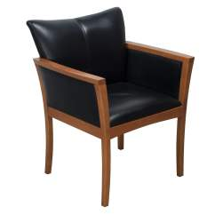 Black Chair Folding And Table Set Arcadia Used Leather Side National Office
