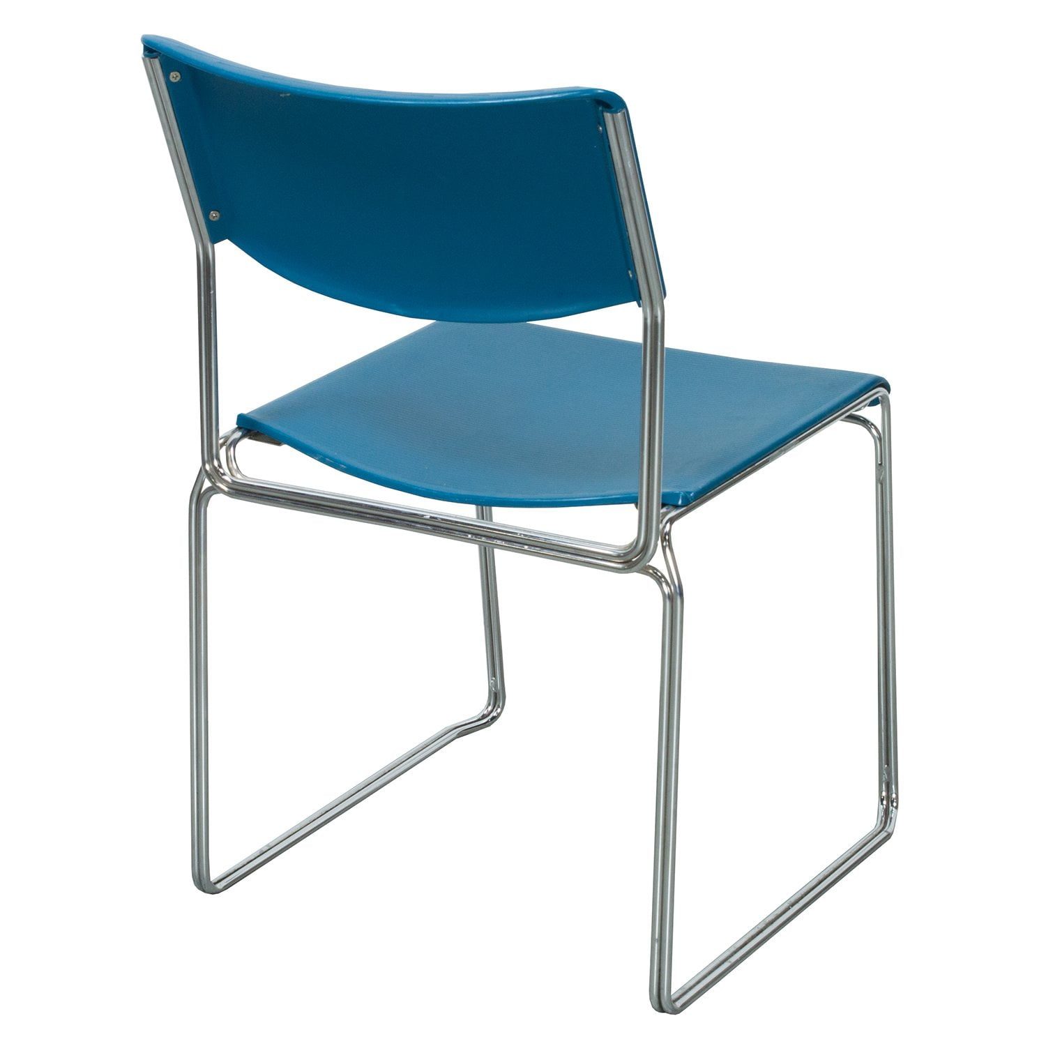 teal office chair wing covers canada comforto used stack national