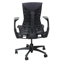 Embody Chair By Herman Miller Electric Wheel Used Task Carbon Balance