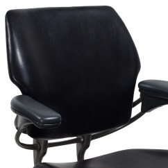 Humanscale Liberty Chair Review Cheap Desk Chairs For Sale Freedom Leather Used Task Black