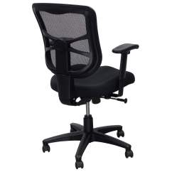 Mesh Task Chair Outdoor Sling Replacement Fabric Back Used Black National Office