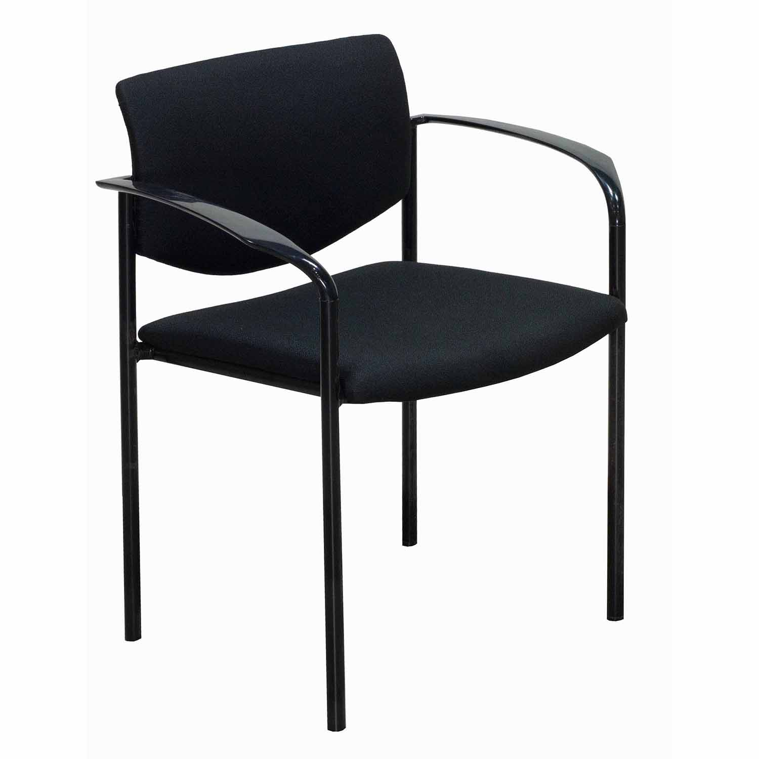 Steelcase Chairs Steelcase Player Used Stack Chair Black National Office