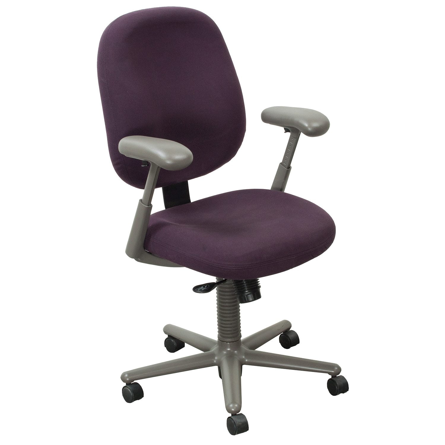 Used High Chairs Herman Miller Ergon Used High Back Task Chair Purple