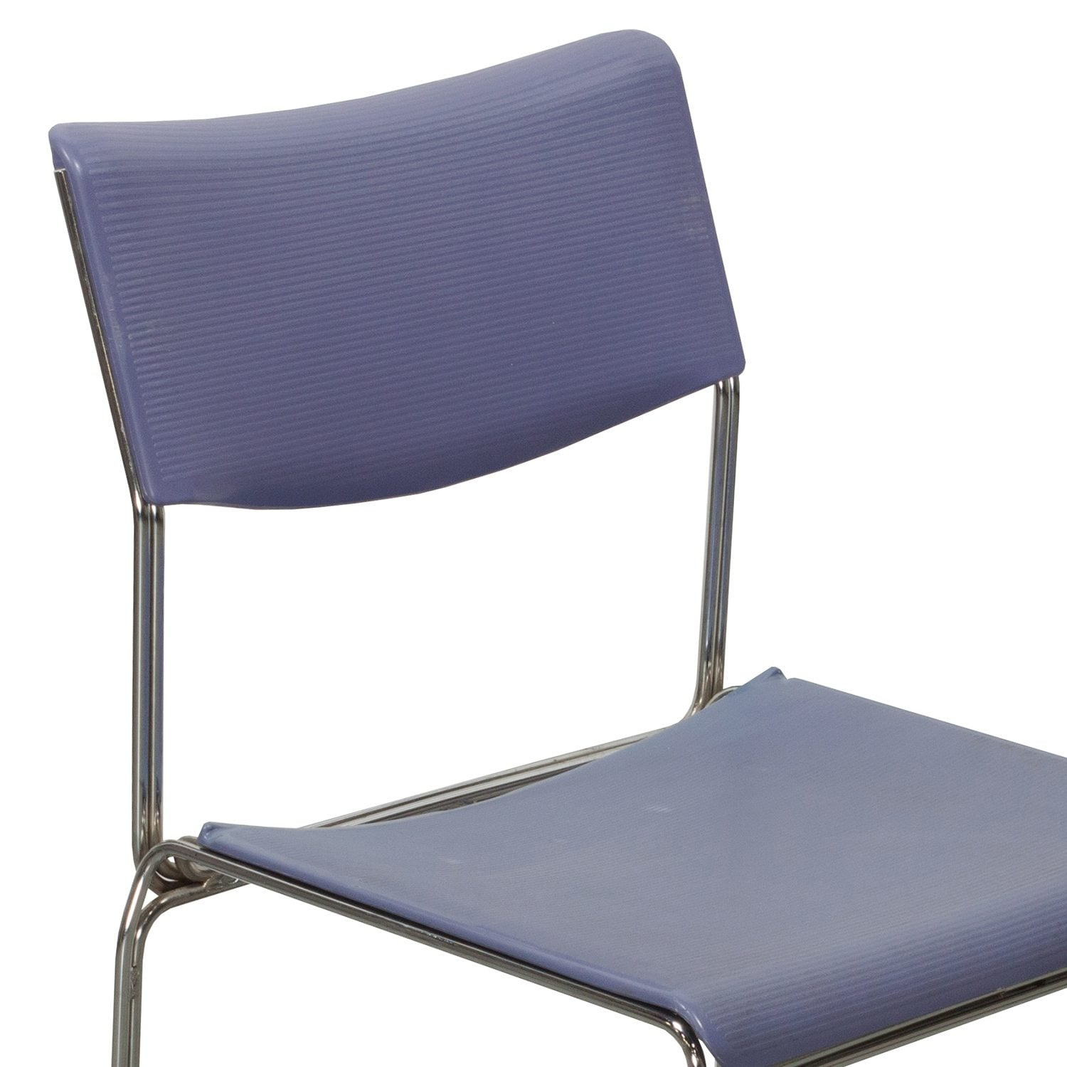 Lavender Chair Comforto Used Stack Chair Lavender National Office
