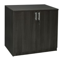 Everyday 36 in Laminate Storage Cabinet, Gray | National ...