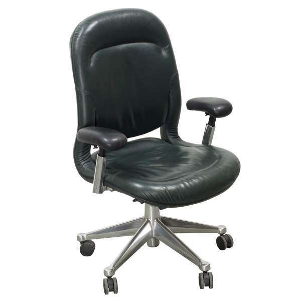 Leather Office Chairs Herman Miller Equa
