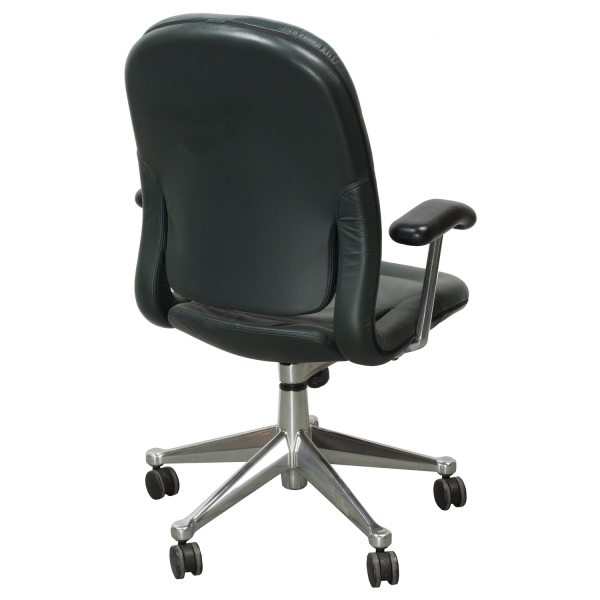 Herman Miller Equa Used High Leather Task Chair