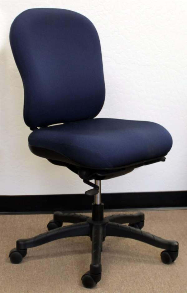 High Back Armless Office Chairs
