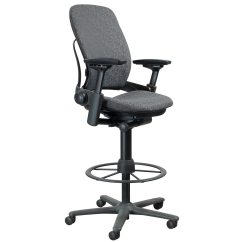 Steelcase Leap Chair V2 Review Football Helmet Used Stool Dark Gray Leaf National