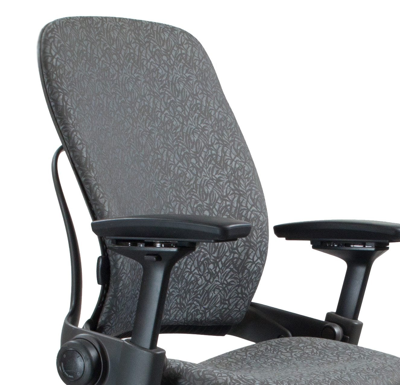 steelcase leap chair v2 review brown office without arms used stool dark gray leaf national