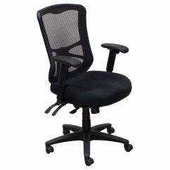 Alera Elusion Chair Yellow Desk Series Mesh Used High Back Multifunction Black