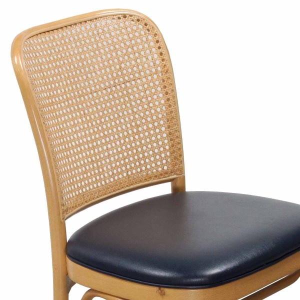 Bentwood Wicker Chair
