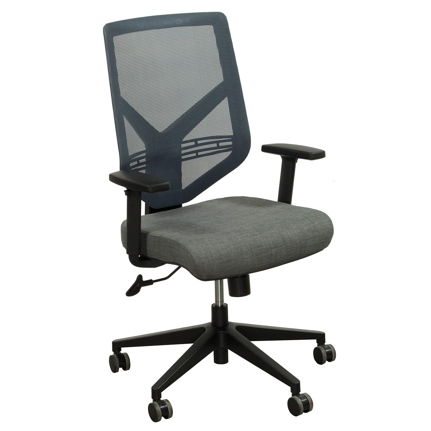 mesh task chair heavy duty resin chairs gosit back gray national office