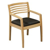 Indiana Furniture Trift Used Side Chair, Maple | National ...