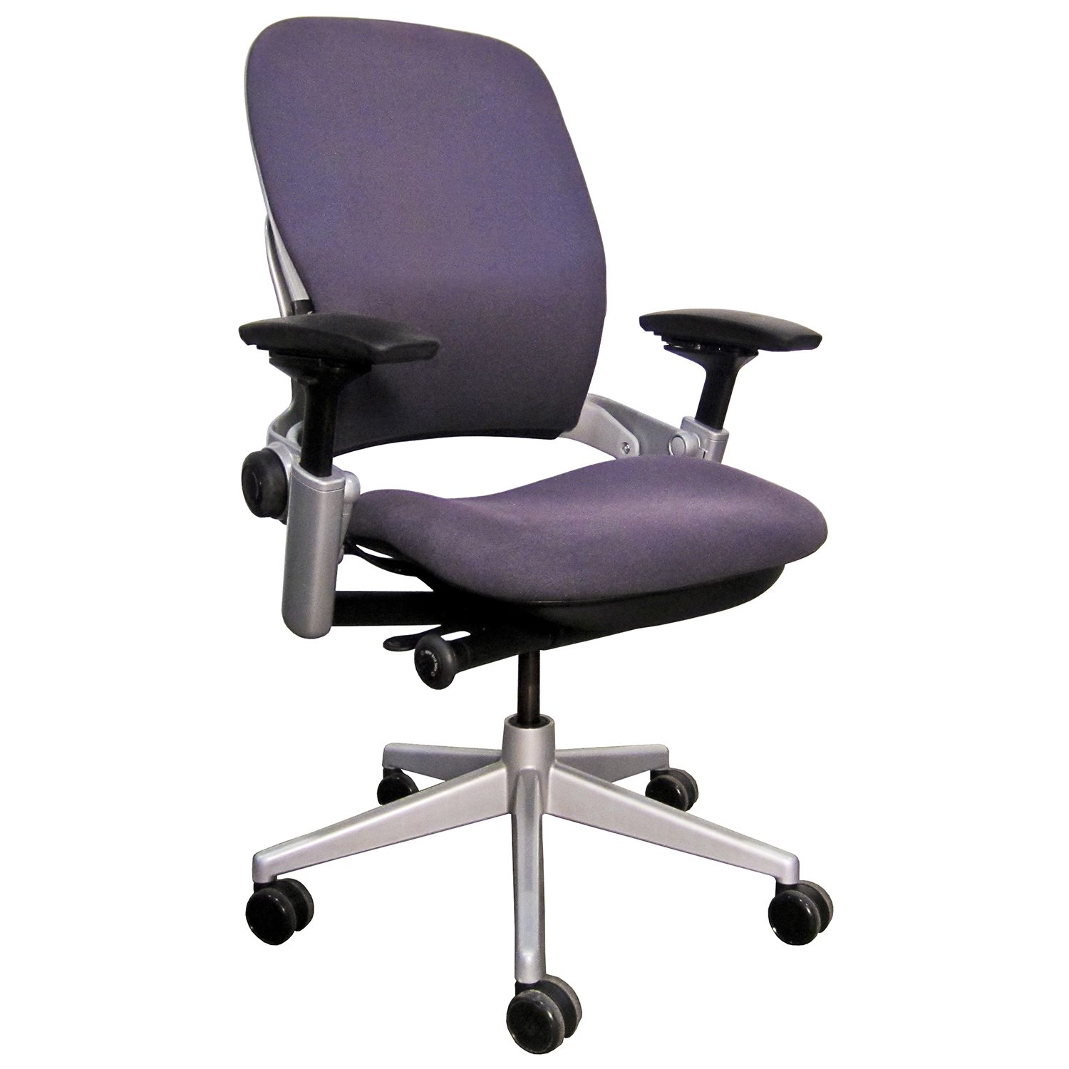 steelcase leap chair walmart bath v2 used task purple national