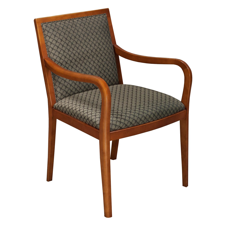 black side chair lightest fishing reviews bernhardt used wood tan pattern