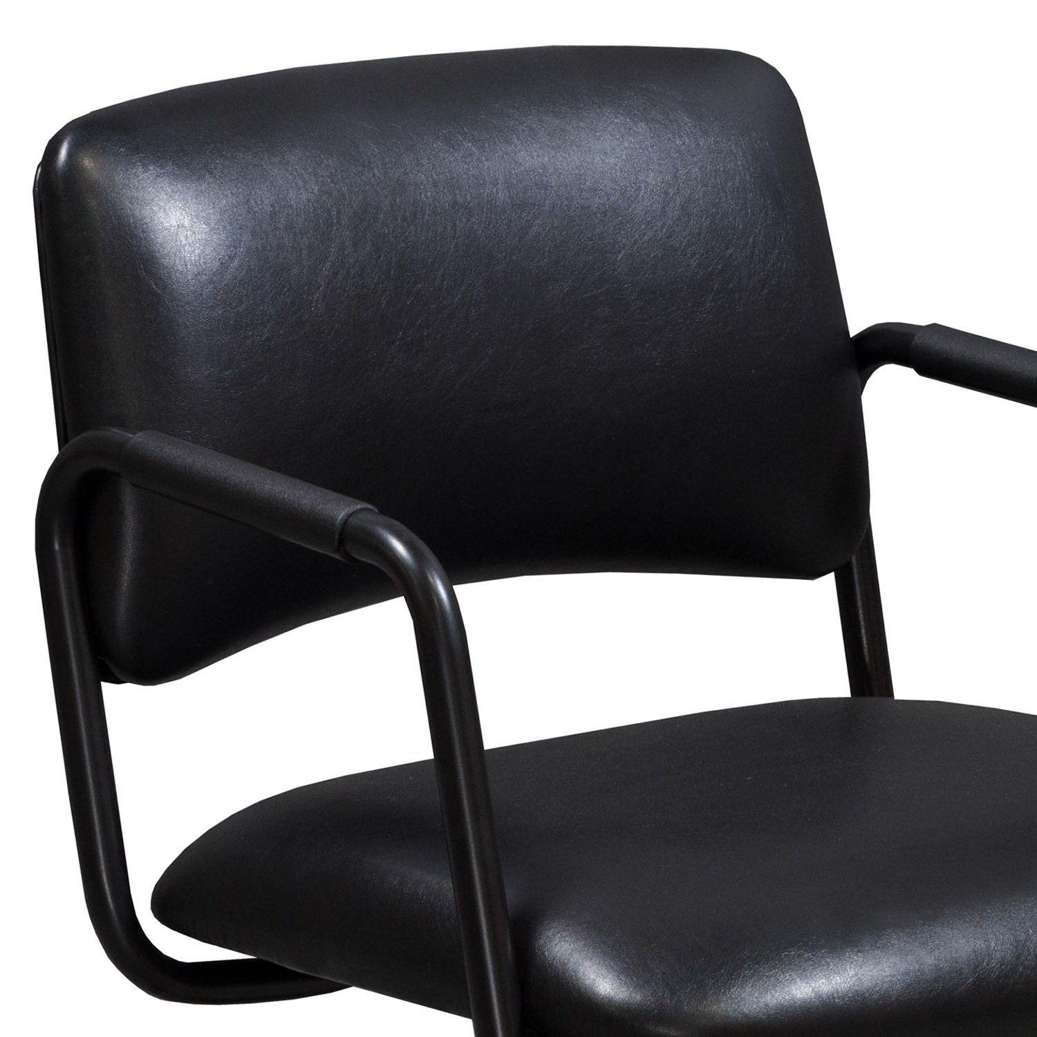 leather side chair buy lazy boy steelcase used black national office
