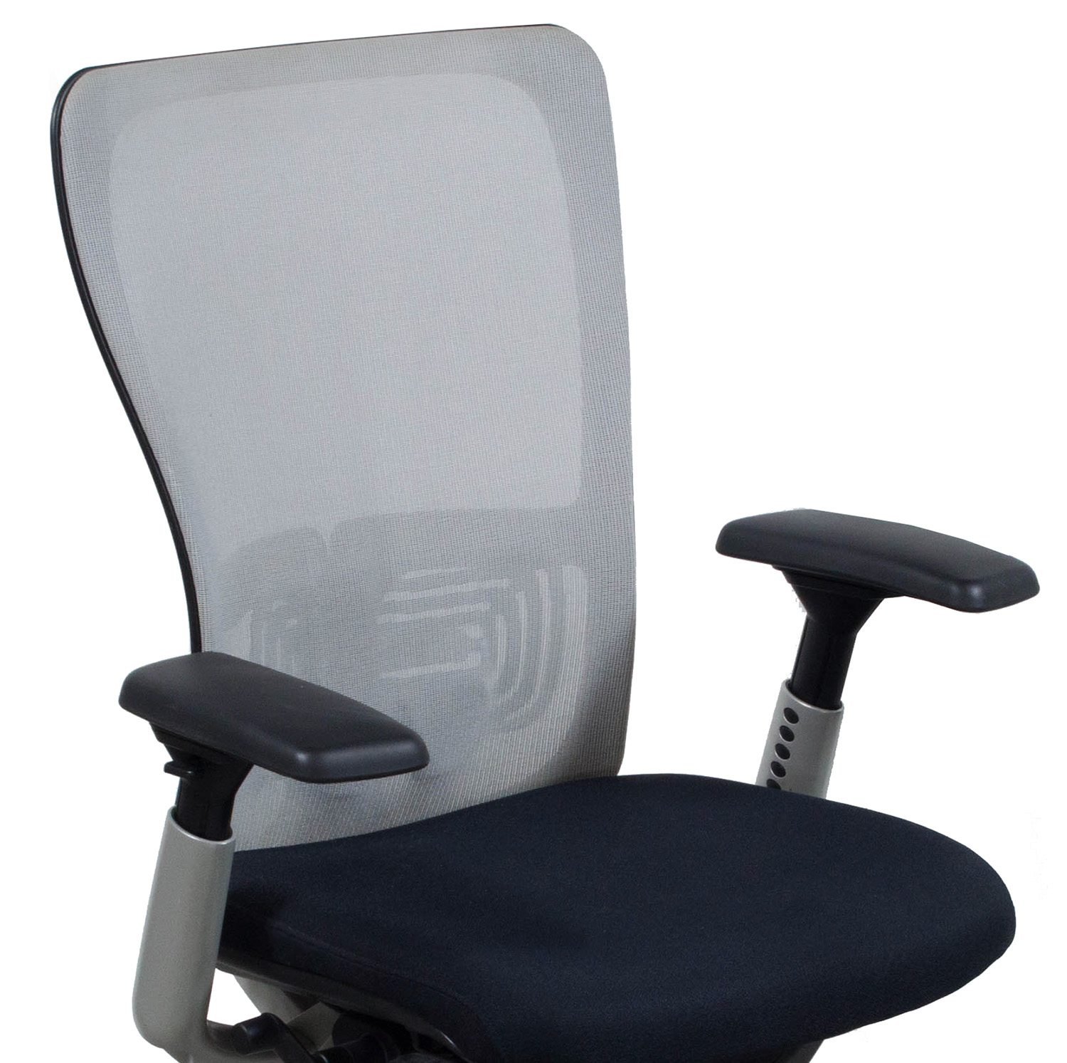 haworth zody chair forest green covers used task white mesh national office
