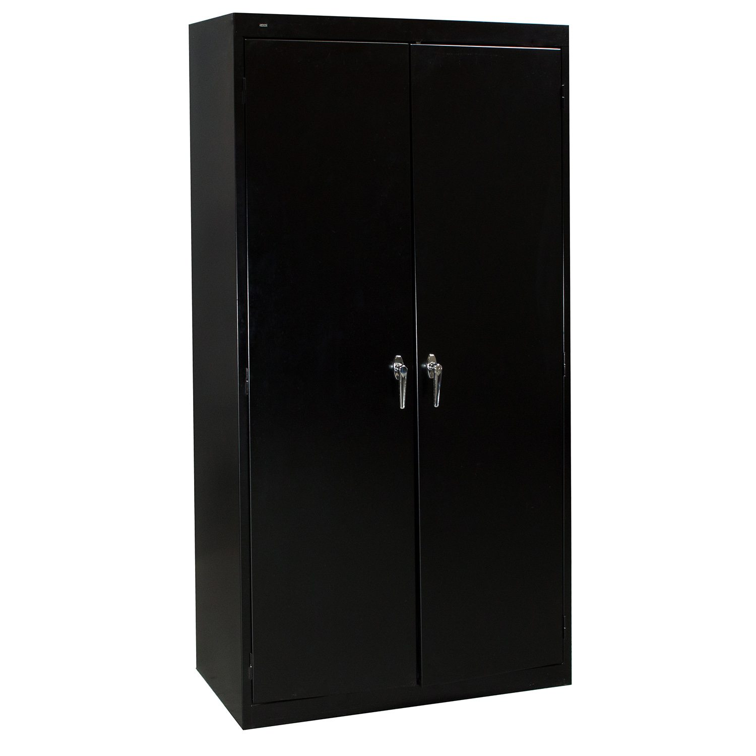 Hon Used Storage Cabinet 72 inch Black  National Office