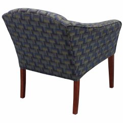 Blue Green Chair Where To Buy Sashes Ofs Waterfall Used Side Pattern