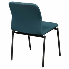 Teal Computer Chair Converts To Bed Stylex Bounce Used Stack National Office