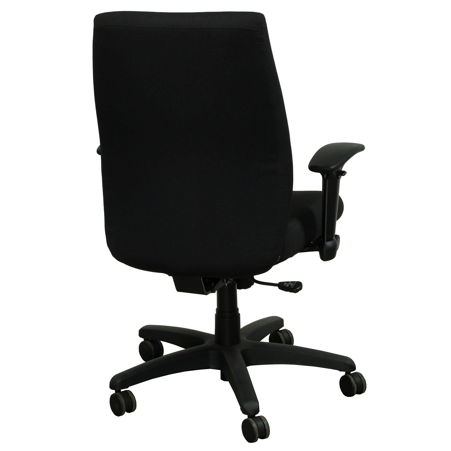 Allsteel Ambition Used Task Chair Black  National Office