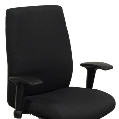 Allsteel Office Chair Desk Ikea Ambition Used Task Black National
