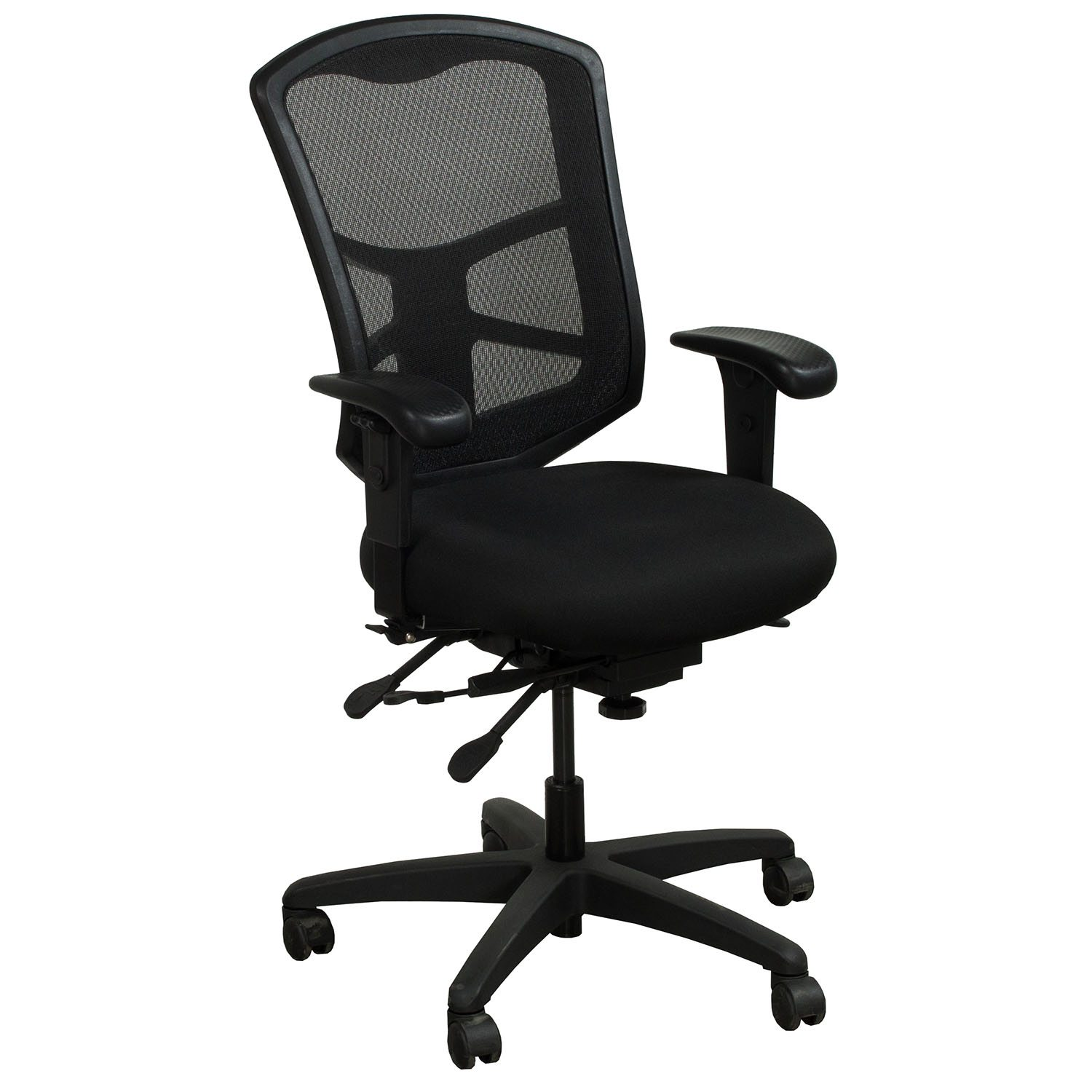 used office chairs cool for dorm rooms master ys88 mesh back task chair black