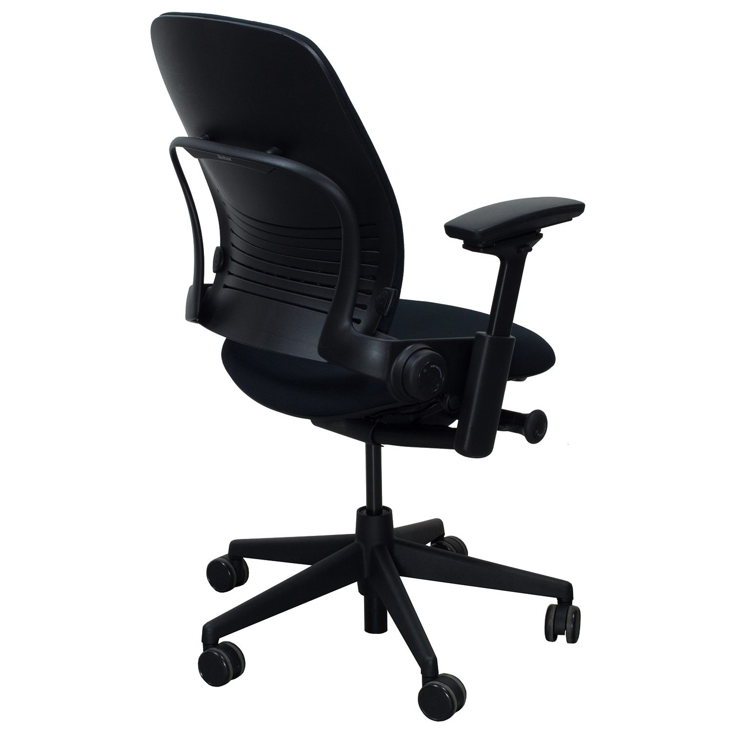 steelcase leap chair best ikea office v2 used task black national
