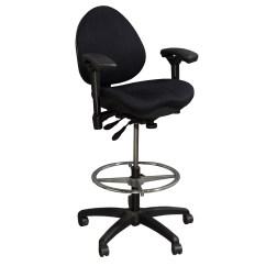 Chair Plus Stool Masonic Chairs For Sale Body Bilt J757 Used Drafting Black Pattern
