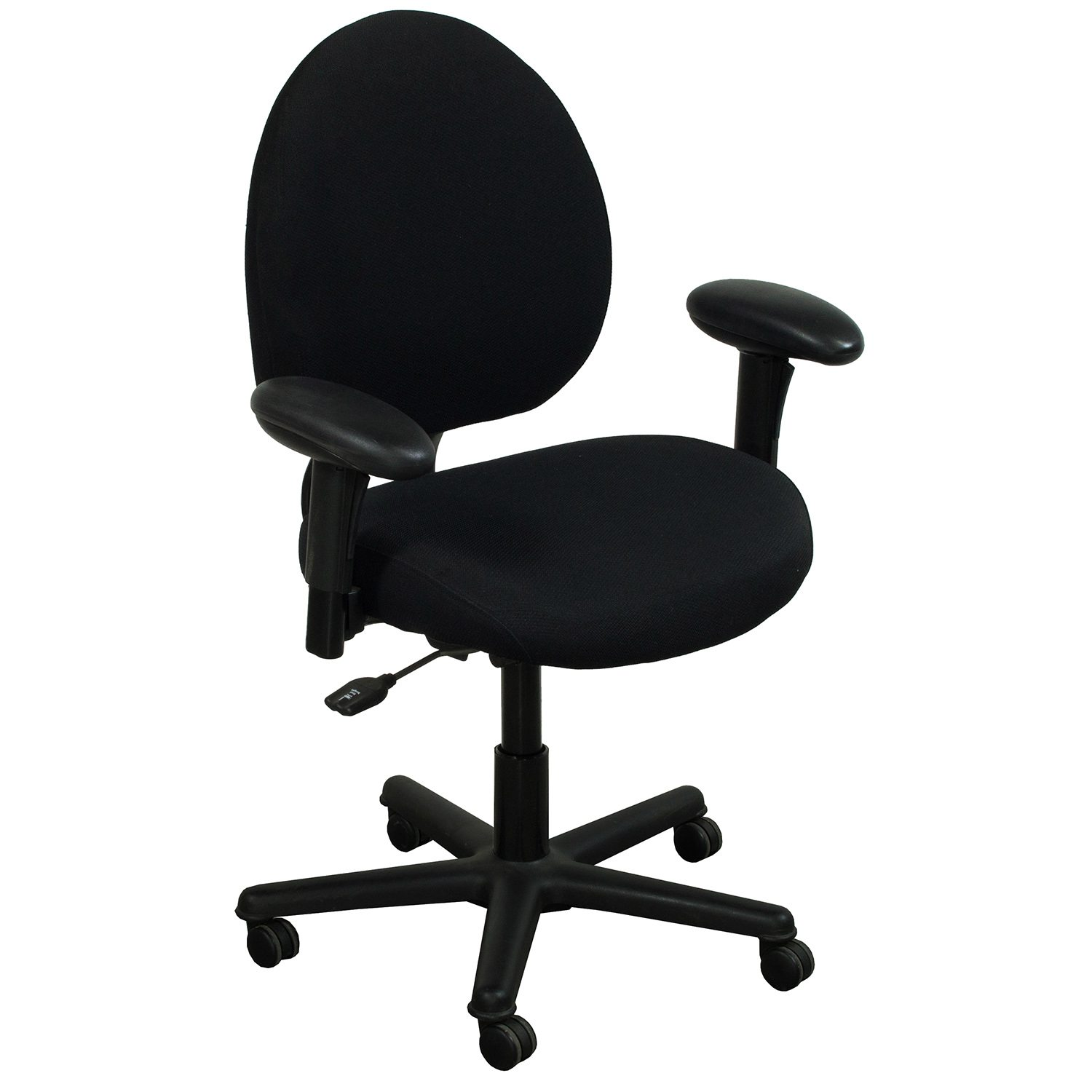 office chair for tall man healthy chairs offices steelcase criterion plus used big task black
