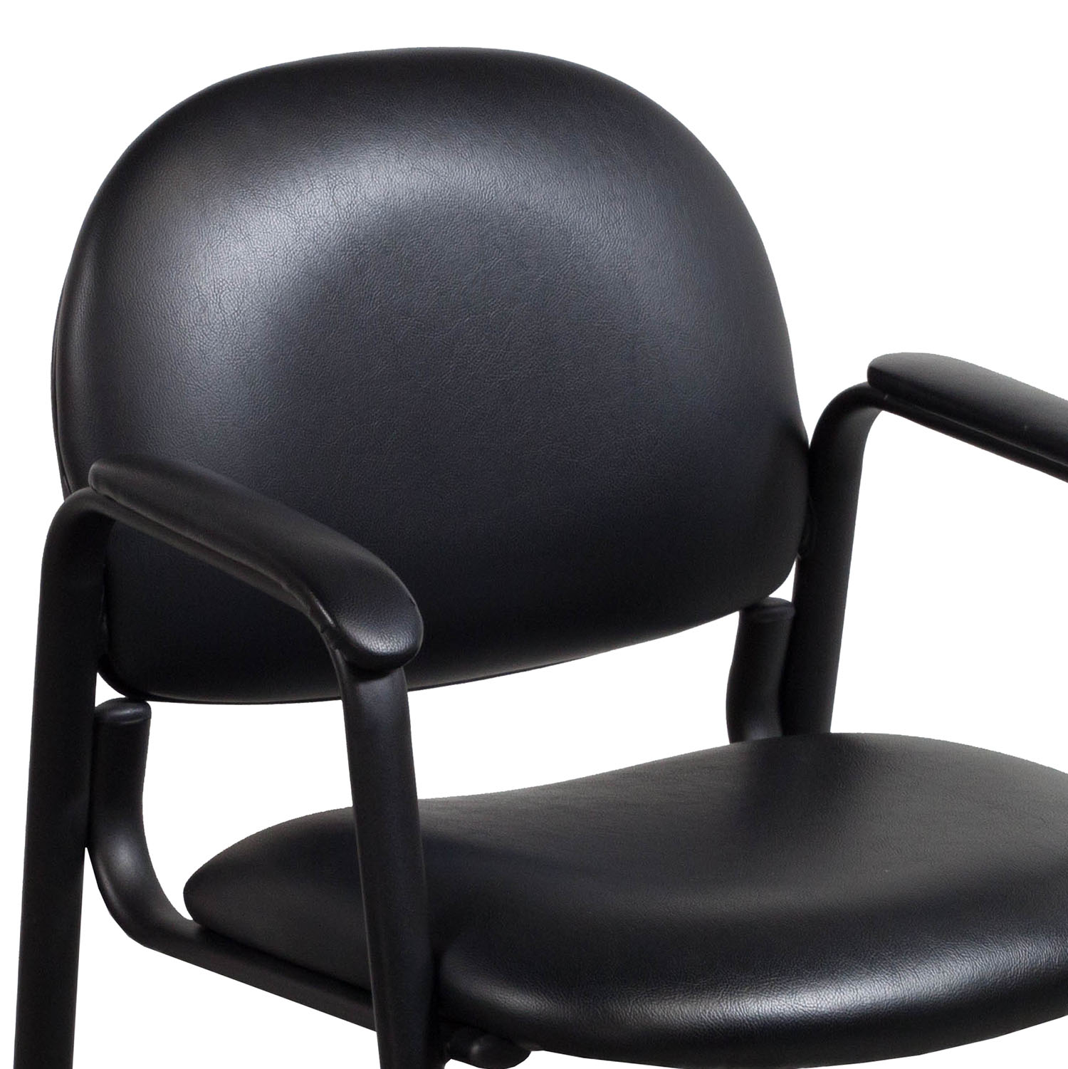 leather side chair ebay covers for weddings global used black national office