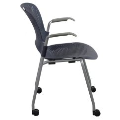 Herman Miller Caper Chair Wheelchair Buy Used Stack Blue National