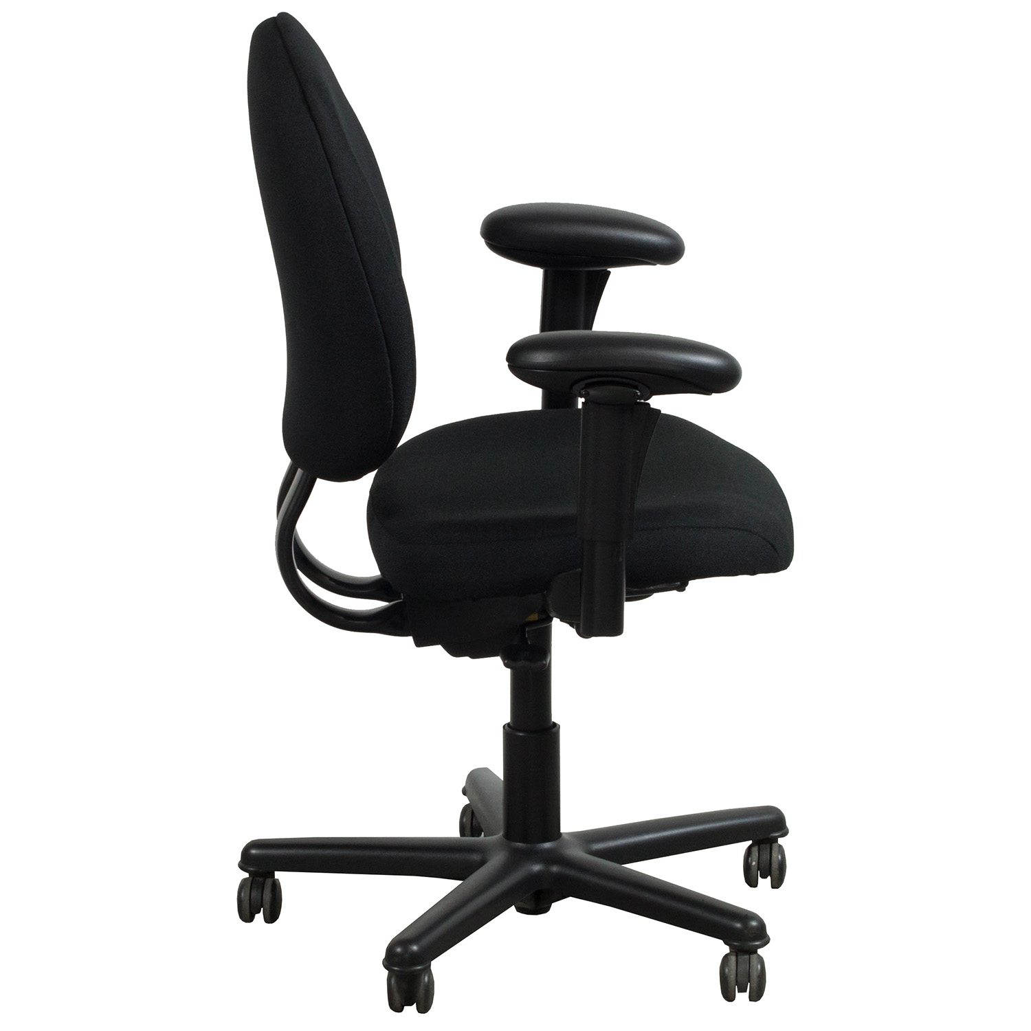 office chair for tall man butterfly target steelcase criterion plus used big task black