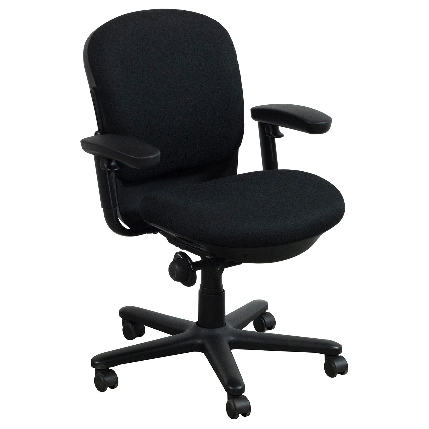 Steelcase Chairs Steelcase Drive Used Task Chair Black National Office