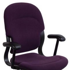 Purple High Chair Revolving Olx Rajkot Herman Miller Equa Back Used Conference