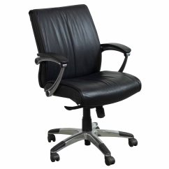 Used Conference Room Chairs Executive Leather Chair Black National Office