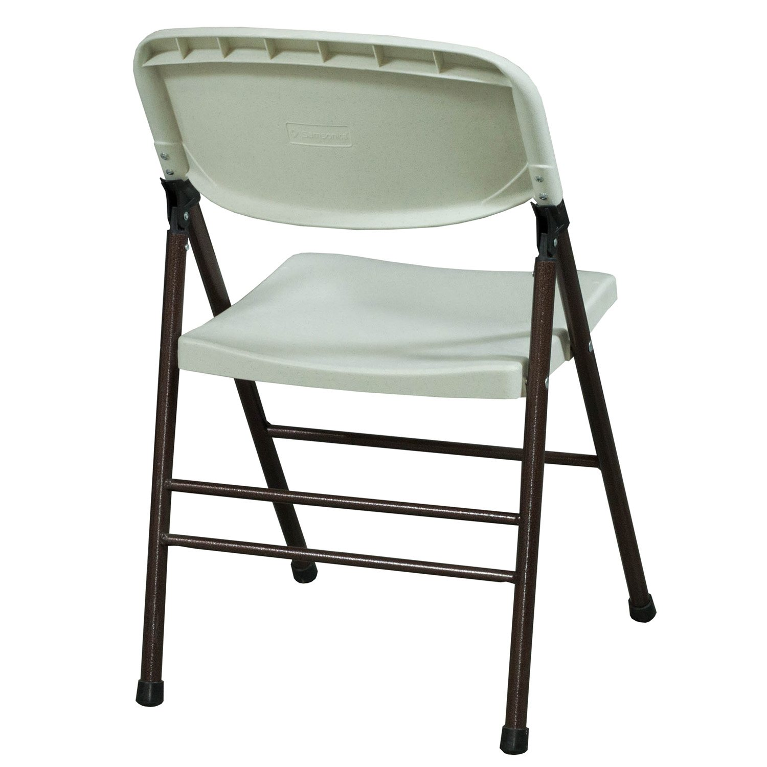 Acrylic Folding Chairs Samsonite Used Plastic Folding Chair White National