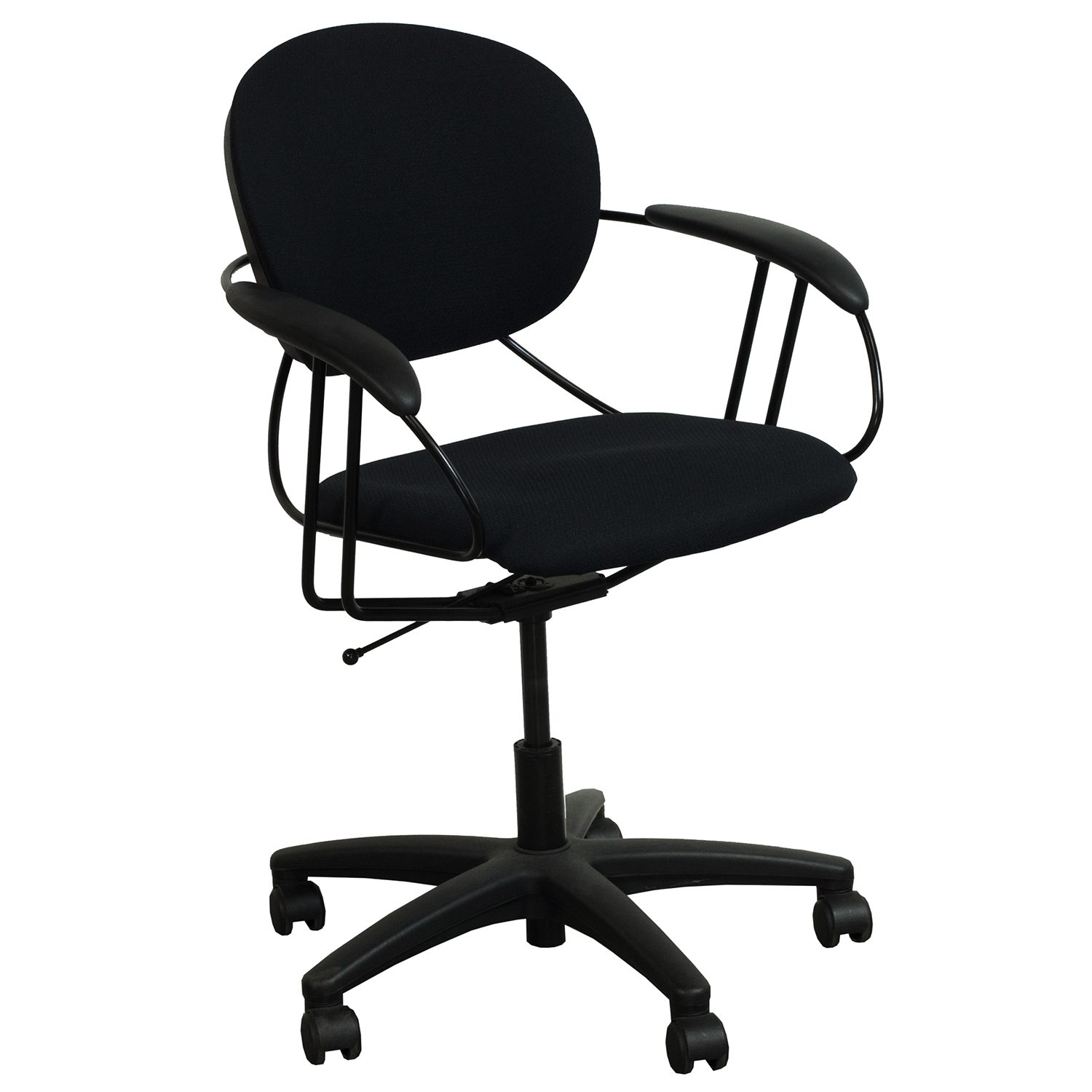 Steelcase Chairs Steelcase Uno Used Conference Chair Black National