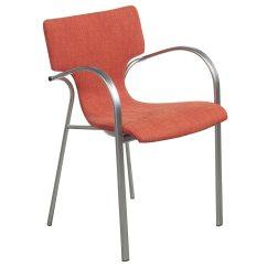 Orange Stackable Chairs Carolina Chair Company Bernhardt Strada Used Stack National