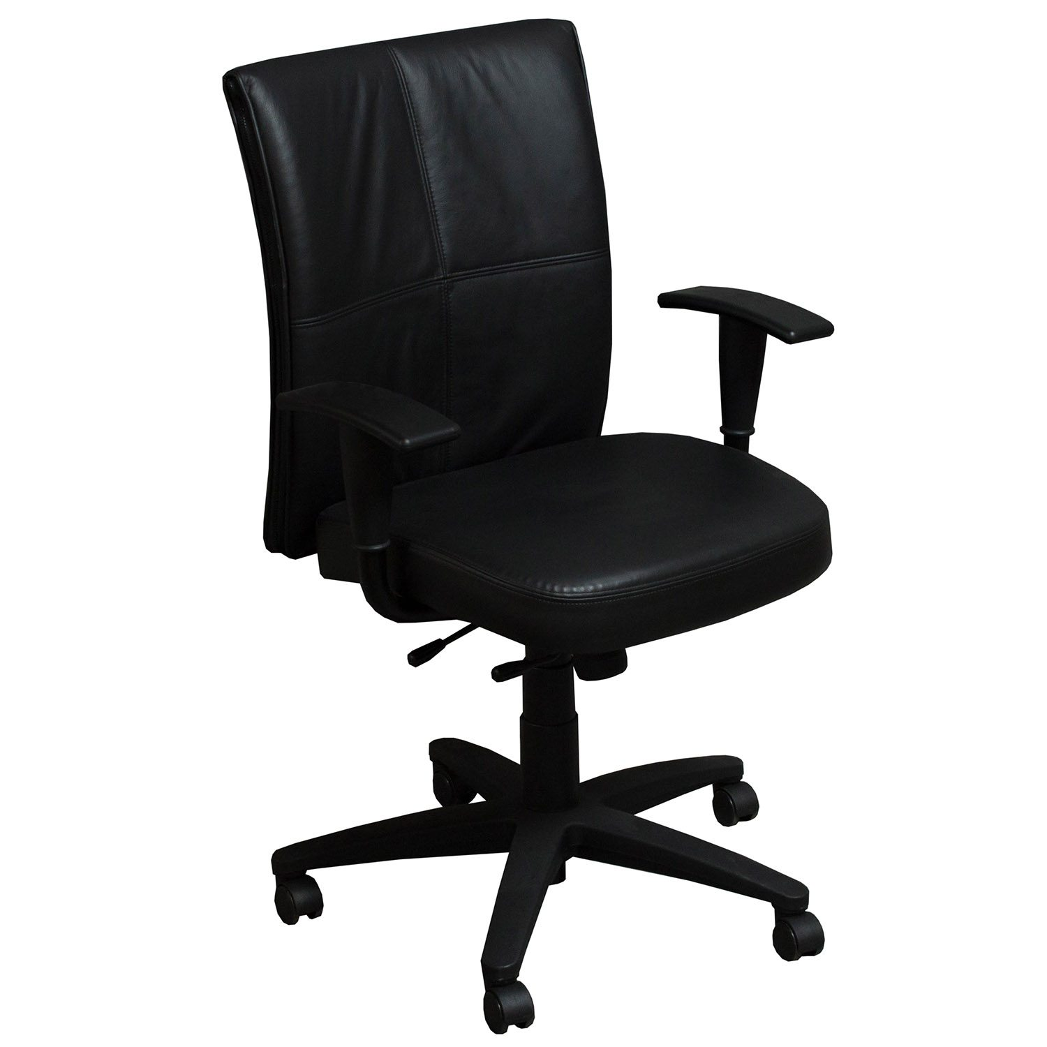 Steelcase Chairs Steelcase Turnstone Jacket Used Conference Chair Black