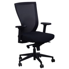 Big And Tall Computer Chairs Swivel Chair Nigeria Navigator By Gosit Task Black National