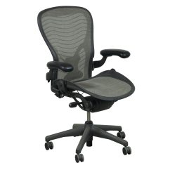 Posturefit Chair Black Office Chairs Herman Miller Aeron Used Size B Posture Fit Task