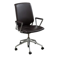 Used Conference Table Chairs Sure Fit Chair Covers Nz Vitra Leather Brown National