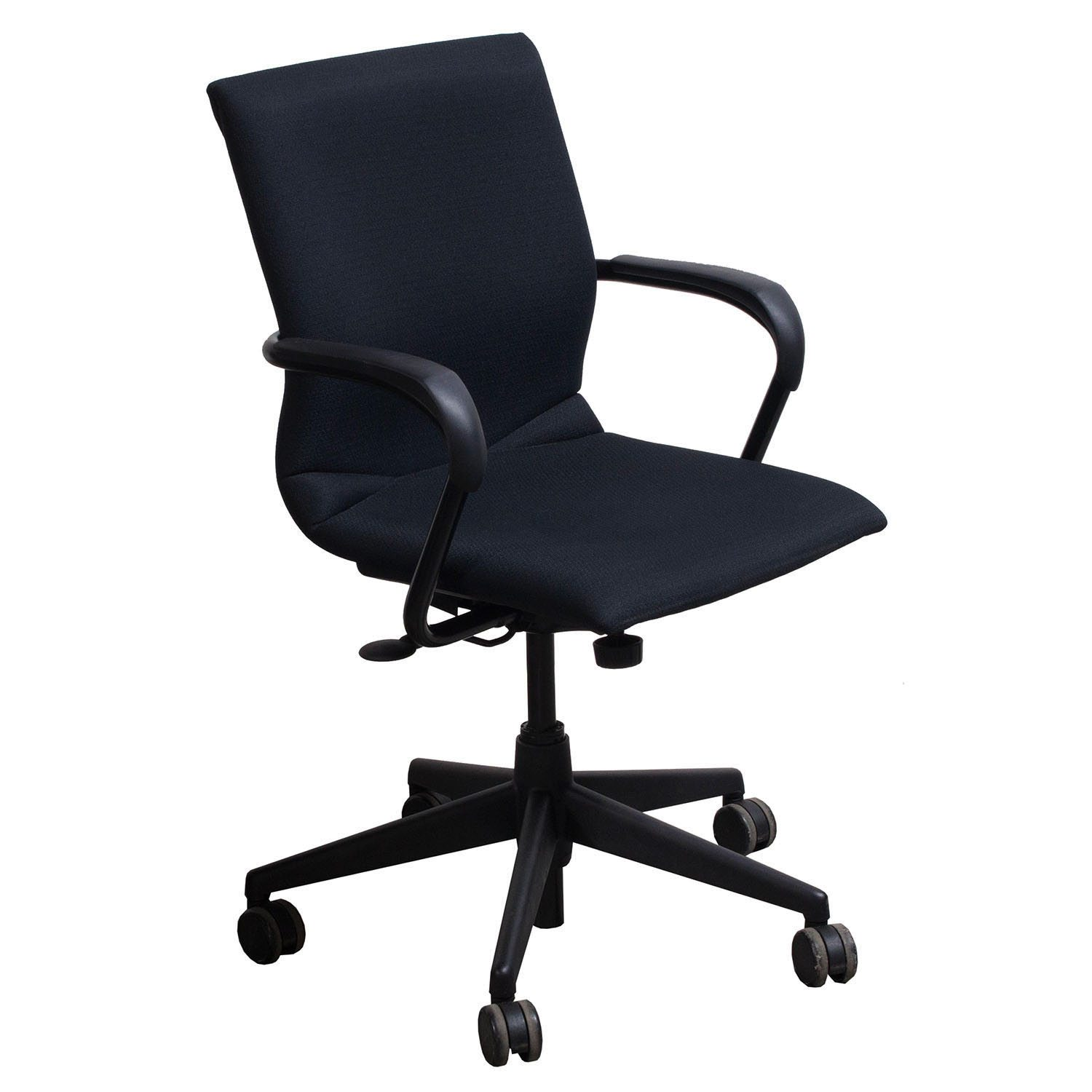 used conference room chairs brown leather swivel chair office boardroom meeting