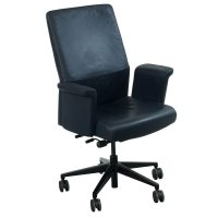 Steelcase Siento Midback Leather Conference Chair ...
