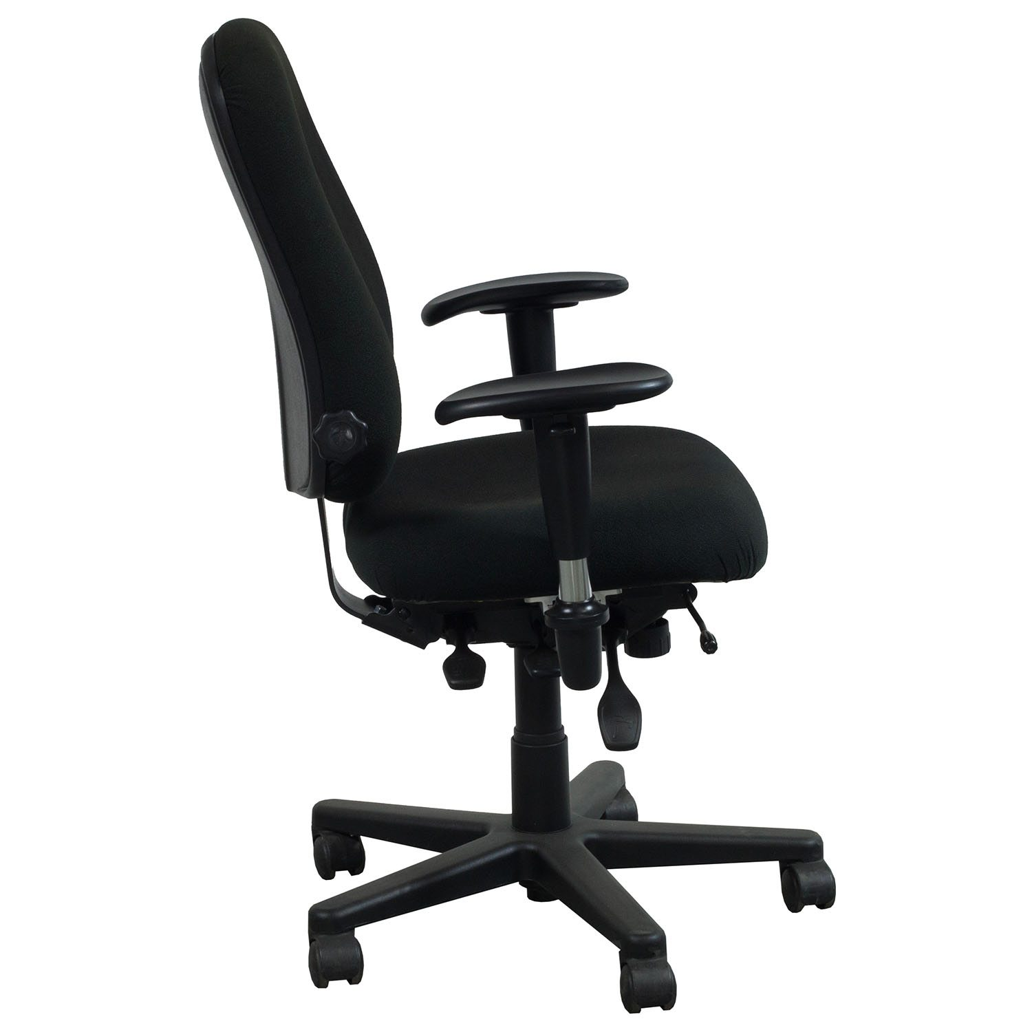 swivel chair em portugues barber hydraulic fluid office master pt78 used task black national