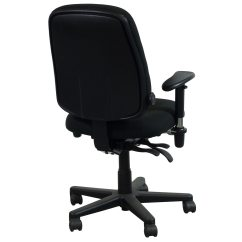 Swivel Chair Em Portugues Revolving In Urdu Office Master Pt78 Used Task Black National