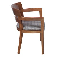 Gray Side Chair Antique Oak Chairs Bernhardt Used Wood Pattern National