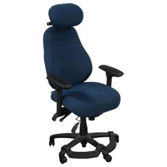 Neutral Posture Chair Osaki Massage 8000 Used Task Blue National Office